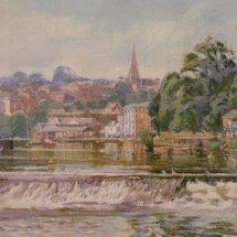 Exeter Weir