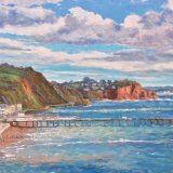 Teignmouth from Shaldon SOLD