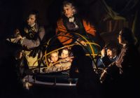 Joseph Wright's The Orrery