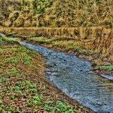 09-002-025-1976 - Stream, Toadsmoor Valley