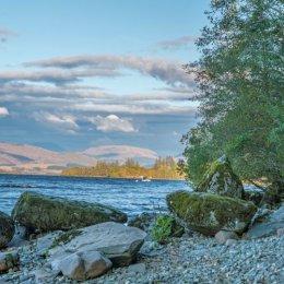 Loch Awe Clouds & Rocks