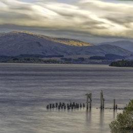 Loch Awe Old Pier