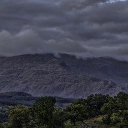 Loch Awe Evening Mist
