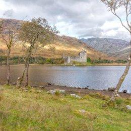 Kilchurn Castle On Loch Fyne
