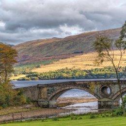 Inverary Castle Bridge