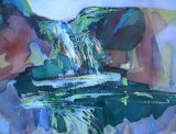 Water Falling. Currently at Burnham Grapevine Gallery, Burnham Market, Norfolk.