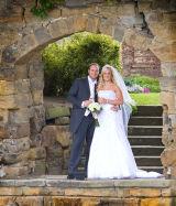 Wedding photographer at Walton Hall.
