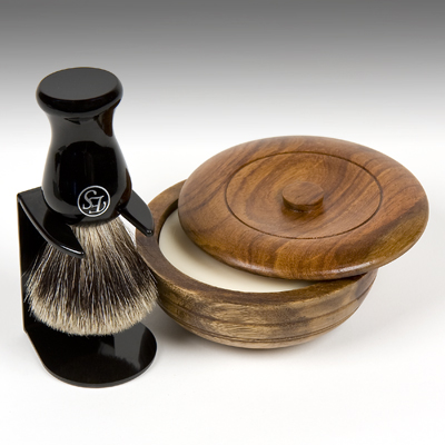Product photography for www.executive-shaving.co.uk
