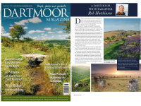 Dartmoor Magazine Summer 2017 Cover Photo