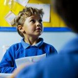 Primary School Pupil