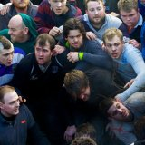 Shrove Tuesday Football Match Ashbourne