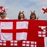 St George's Day Parade Nottingham