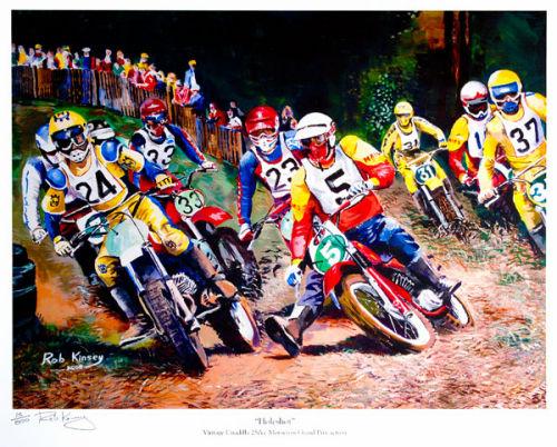 Holeshot Unadilla, USGP, 1978