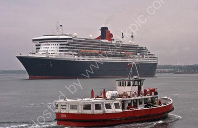 Hotspur V  (Hythe Ferry )