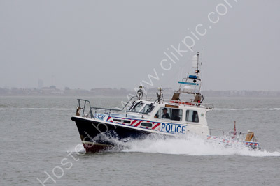 Marine Police Launch