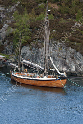 Norwegian Ketch