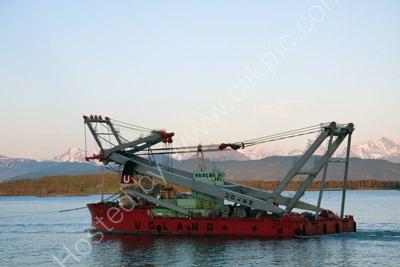 Uglen (Heavy Lift Crane)