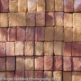 Daily Photo 119/365. Bricks are beautiful.