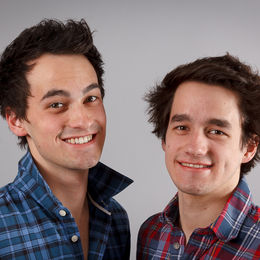 Chris and Ollie
