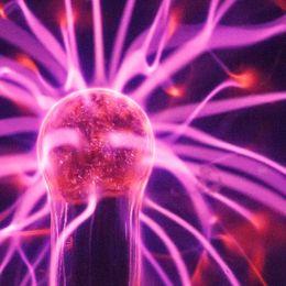 Plasma Ball Close-ups