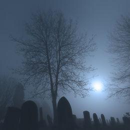 Midnight at the Graveyard
