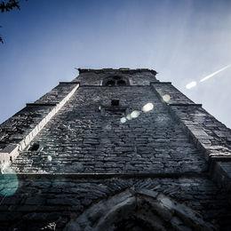 St Mary's Church Tower, Stony Stratford