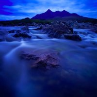 Alt Dearg Mhor, Isle of Skye