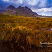 Black Cuillin Rocks, Skye