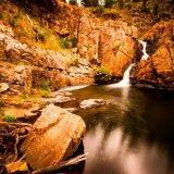 Upper MacKenzie Falls, Grampians