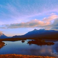 Marsco and the Black Cuillin, Isle of Skye