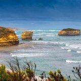 Crofts Bay Panorama, Great Ocean Road