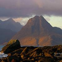 Sgurr na Stri and Sgurr nan Gillean, Skye