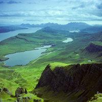 The Skyline of Skye, Isle of Skye