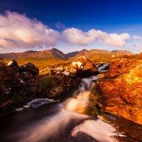 Coire Lagan and the Cuillin, Skye