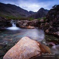 Fairy Pool Serenity, Skye