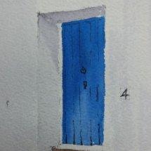 Blue Door, Spain