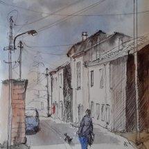 Scene - Gensac France