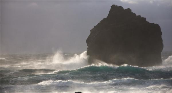 Atlantic storm.