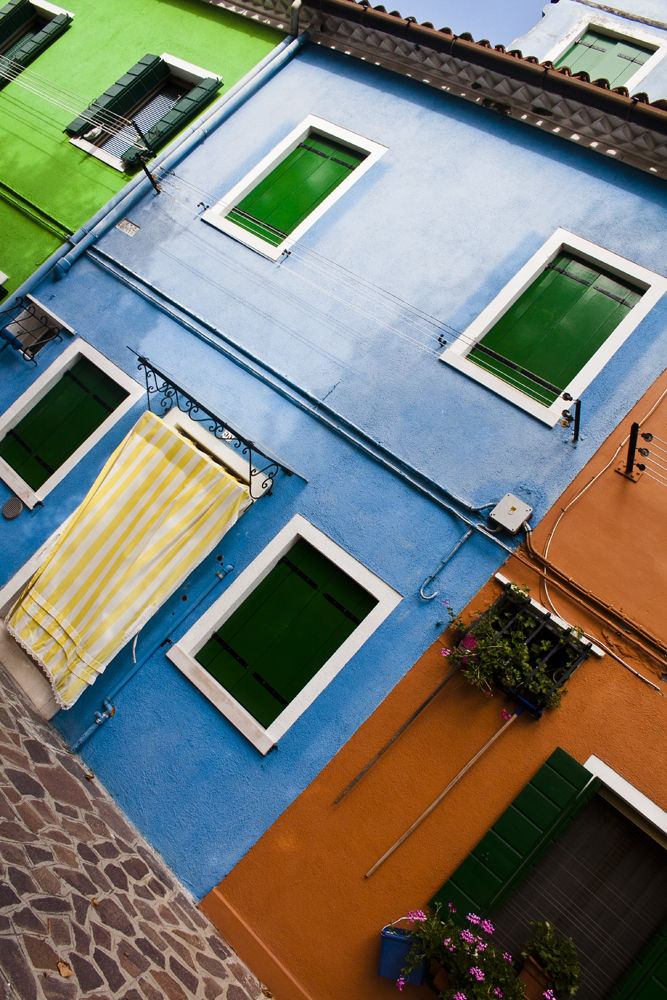 Colours... Burano