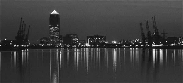 Docklands.