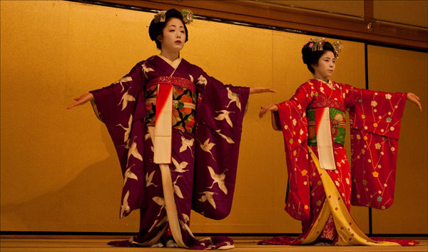 Geisha's.