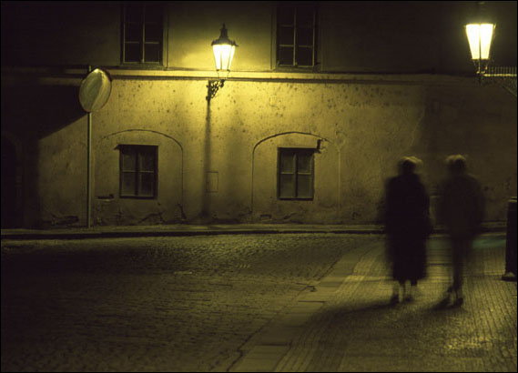 Ghosts of Prague.