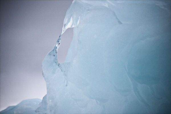 Glacier Ice.
