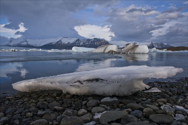 Jokusarlon Iceberg