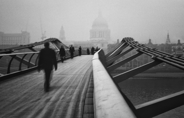 London Town Fog.