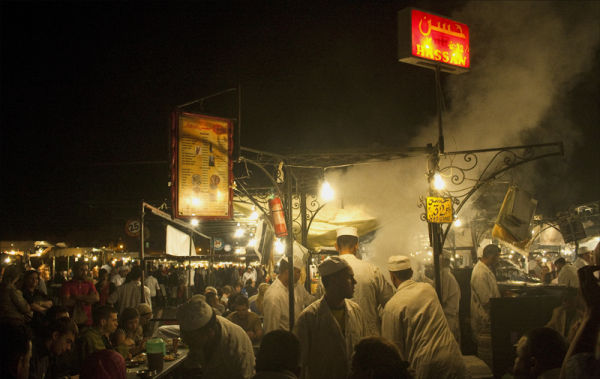 Marrakech market 3