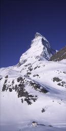 Matterhorn Fluhalp.