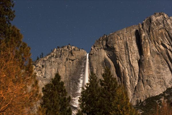 Moonlit Falls.