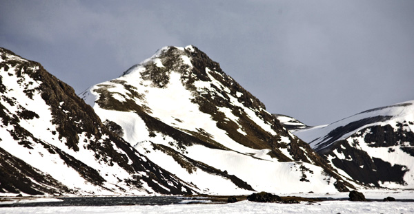 Mountains of Landmannalaugur.