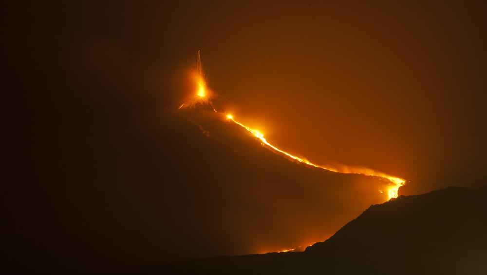 Night Eruption